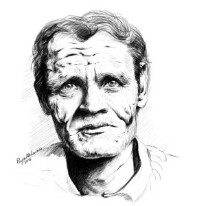 Chet Baker Digital Art