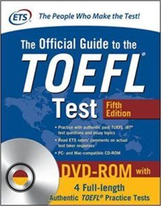 official guide to the TOEFL آزمون تافل